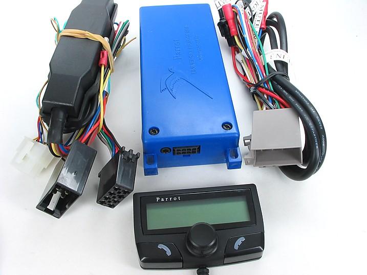 Bluetooth разговорно устройство за автомобил