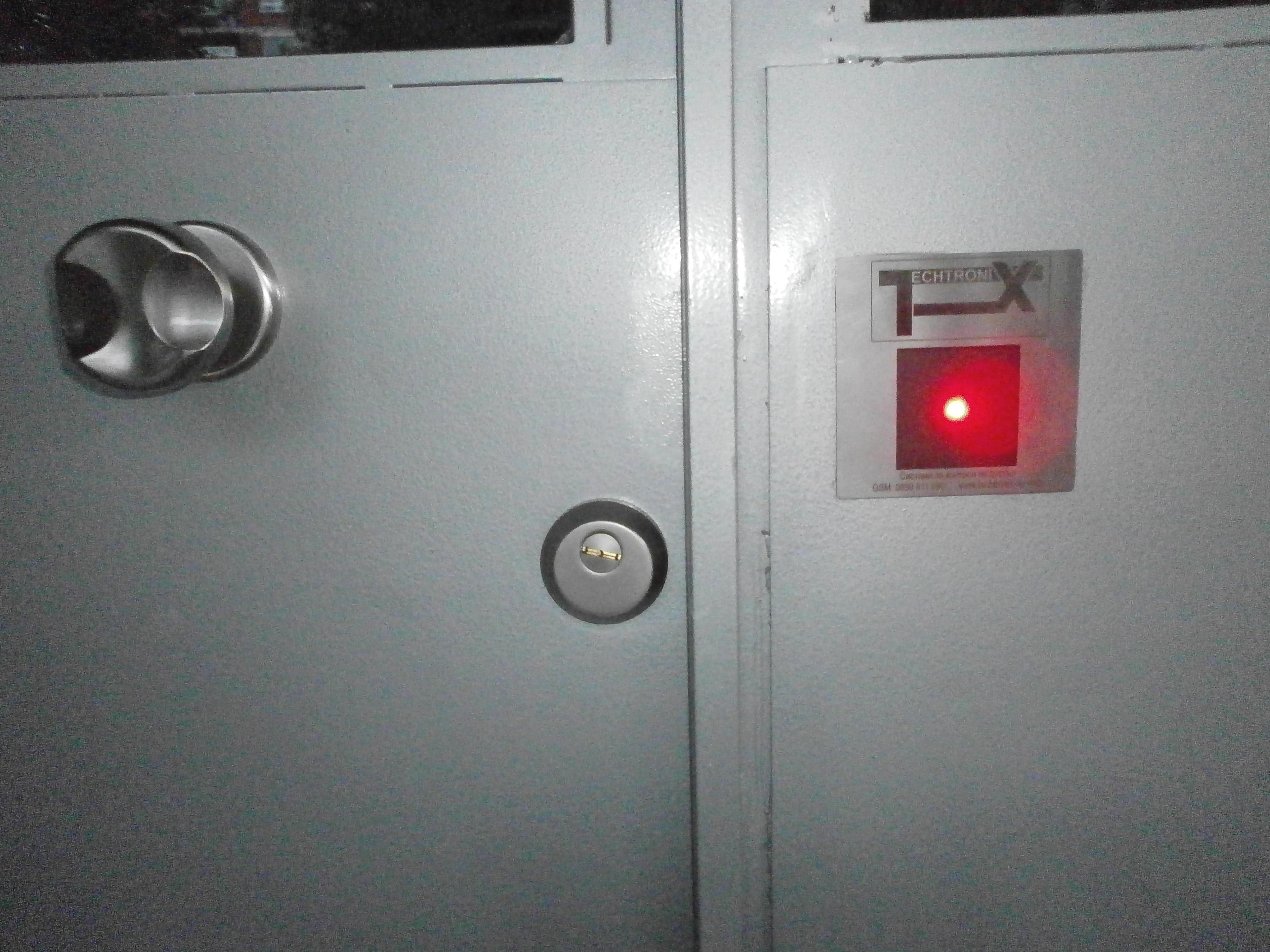 контрол на достъп за входове
